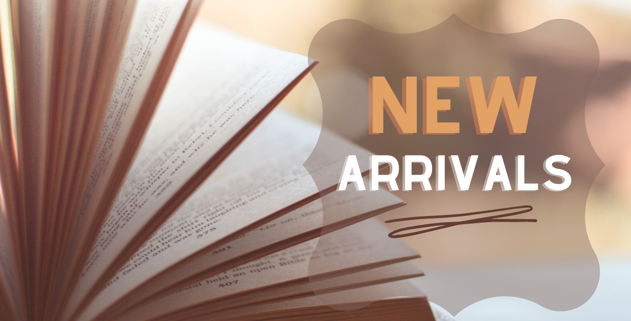 New Arrivals in Fiction